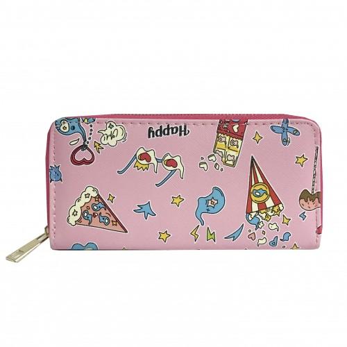 WA0005 - Girls Dream Fashion Wallet (72pcs per case)